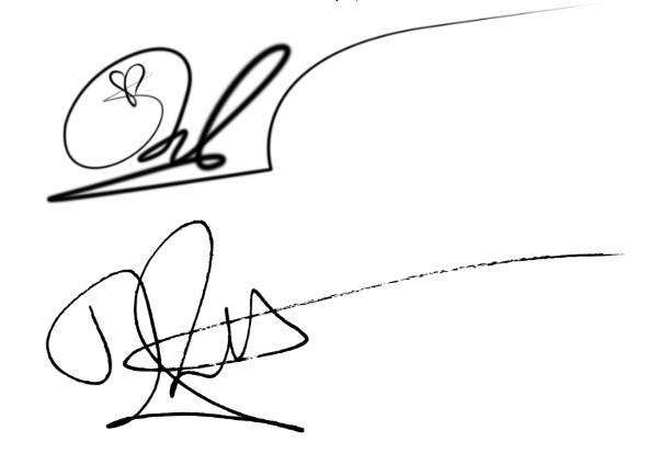 chữ ký đẹp theo tên