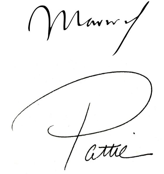 chữ ký mẫu theo tên
