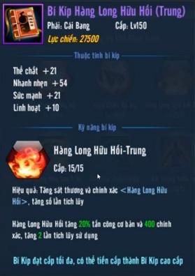 Bí kíp Cái Bang vltkm