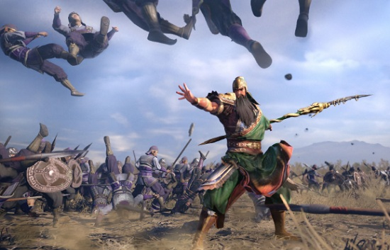 game dynasty warriors 8 việt hóa