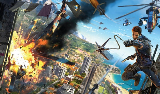 game Just Cause 3