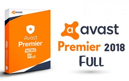 Key Avast 2018