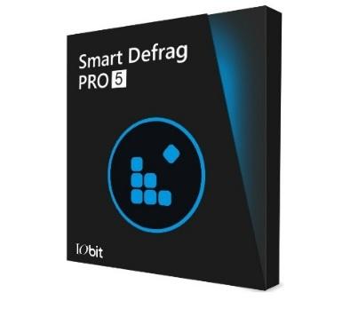 Key Smart Defrag 5 Pro