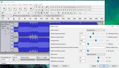 phần mềm chỉnh sửa nhạc
