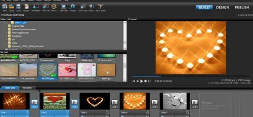 phần mềm làm video ảnh