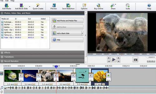 các phần mềm làm video