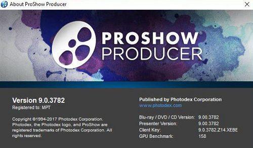 phần mềm proshow producer mới nhất