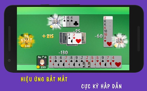 game danh bai offline android