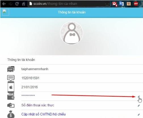 cách đổi mật khẩu game truy kích