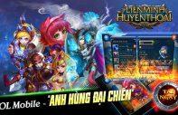 Tải game Liên Minh Mobile