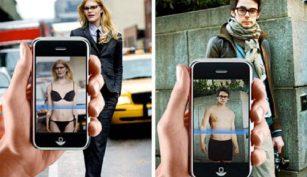 Phần mềm chụp ảnh xuyên quần áo