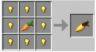công thức chế tạo trong minecraft pe
