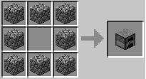 Cách chế tạo lò nung minecraft