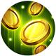 Nội tại: Vàng vung vãi