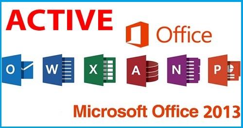 cách active office 2013