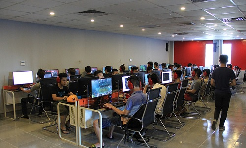 gaming center hà nội